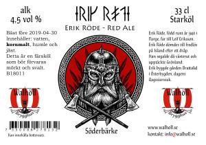 Erik Röde B18011